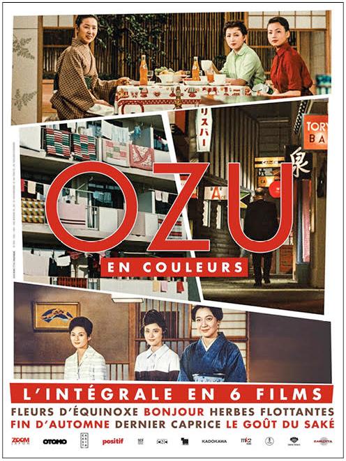 Ozu En Couleur Officiel