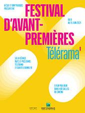 Affiche Festival Telerama 2021