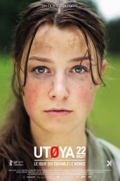 Affiche Utoya 22 Juillet