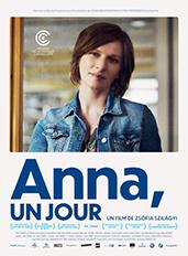 Anna Un Jour Affiche