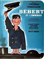Bebert Et L Omnibus Affiche