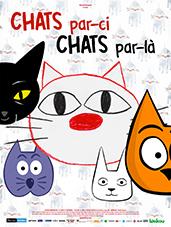 chats-par-ci-chats-par-la-affiche
