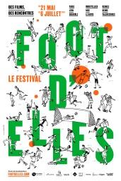 Foot d'Elles Affiche