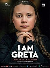 I AM GRETA - AFFICHE