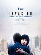 Invasion---AFFICHE
