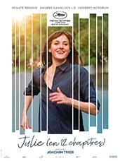 Julie en 12 chapitres - Affiche