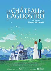 Le Chateau De Cagliorostro Affiche