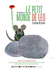 Le Petit Monde De Leo Affiche