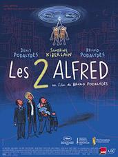 Les 2 Alfred affiche