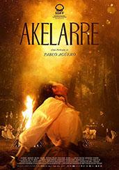 Les sorcières d-Akelarre - 2 -  AFFICHE