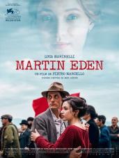 Martin Eden Affiche