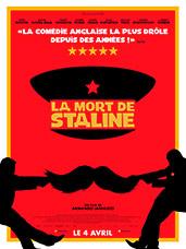 Mort De Staline Affiche
