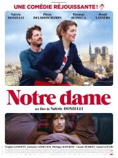 Notre Dame Affiche