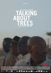 Talking About Trees Affiche
