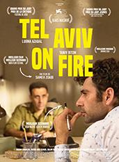 Tel-Aviv-on-Fire-Affiche