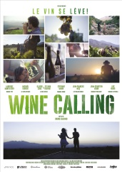 Wine Calling Affiche